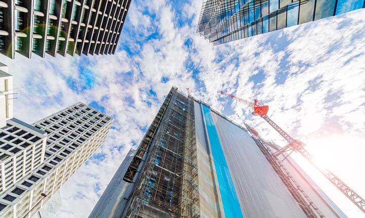 商環境向け建築サービス